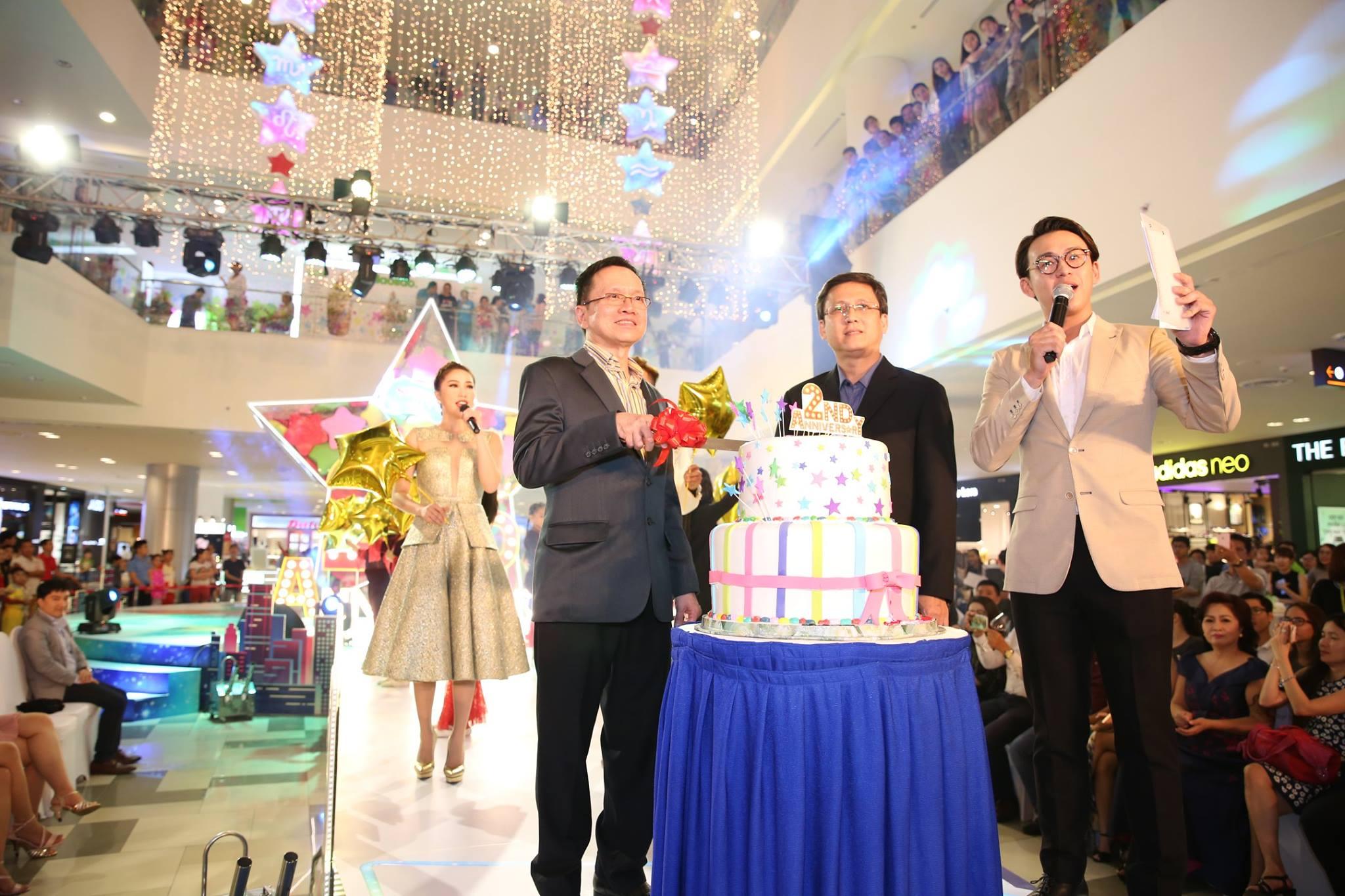 Nhiều hoạt động giải trí và ưu đãi mua sắm Mừng Sinh Nhật 2 Tuổi SC VivoCity