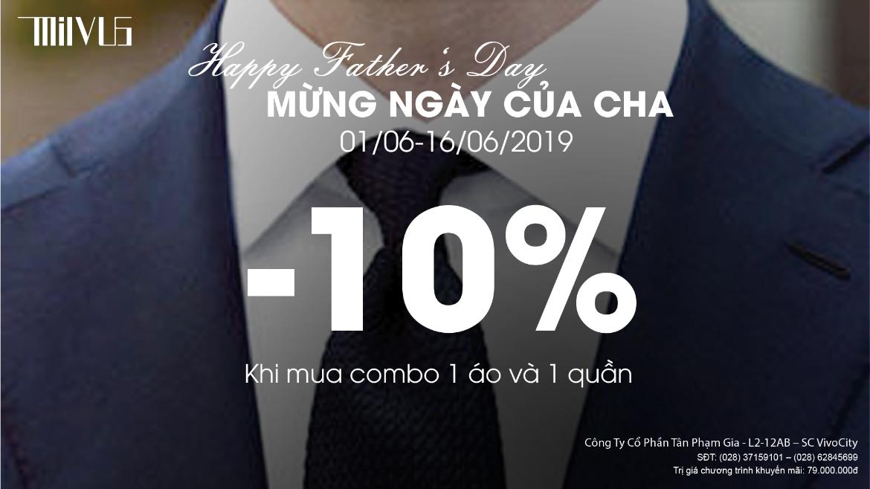 MILVUS chào mừng ngày của Cha