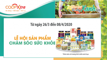 HEALTH PRODUCTS FESTIVAL
