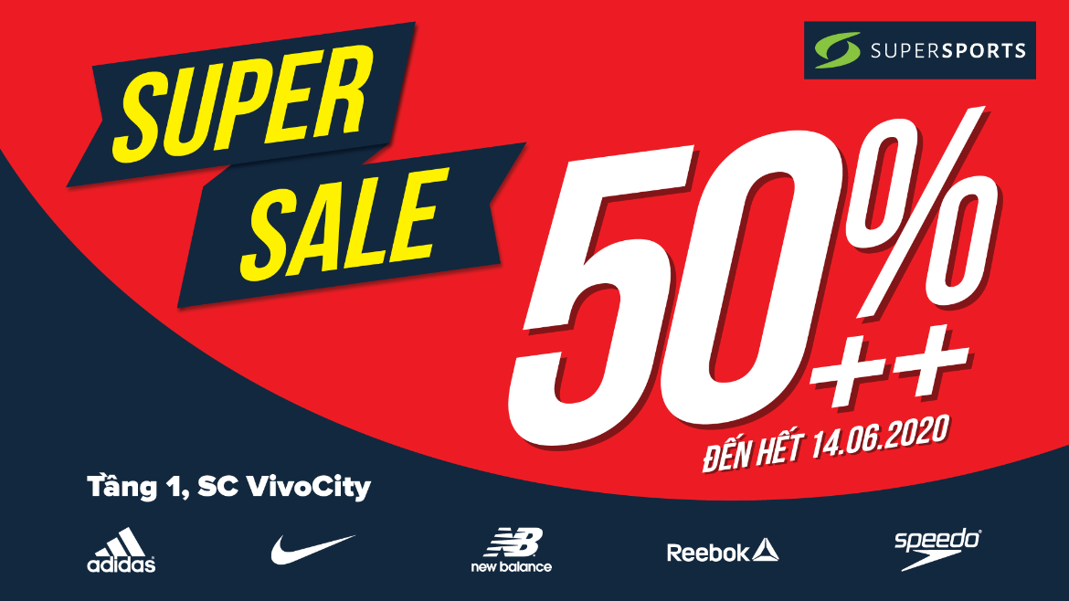 SUPER SALE FROM SUPERSPORT