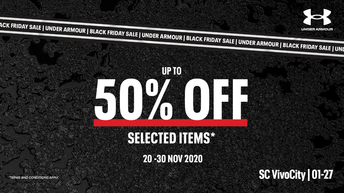 [BLACK FRIDAY] UP TO 50% OFF