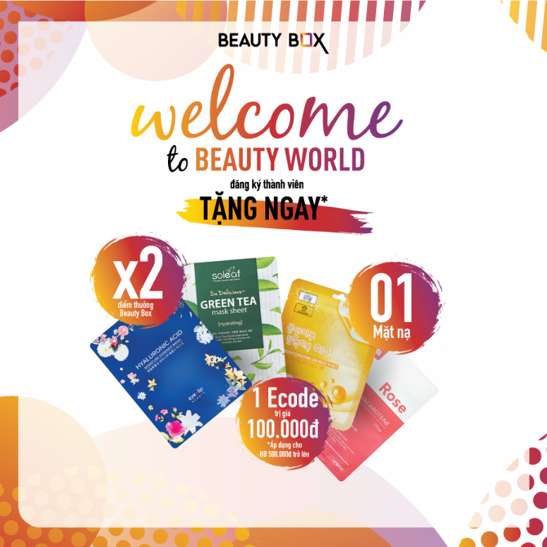 WELCOME TO BEAUTY WORLD