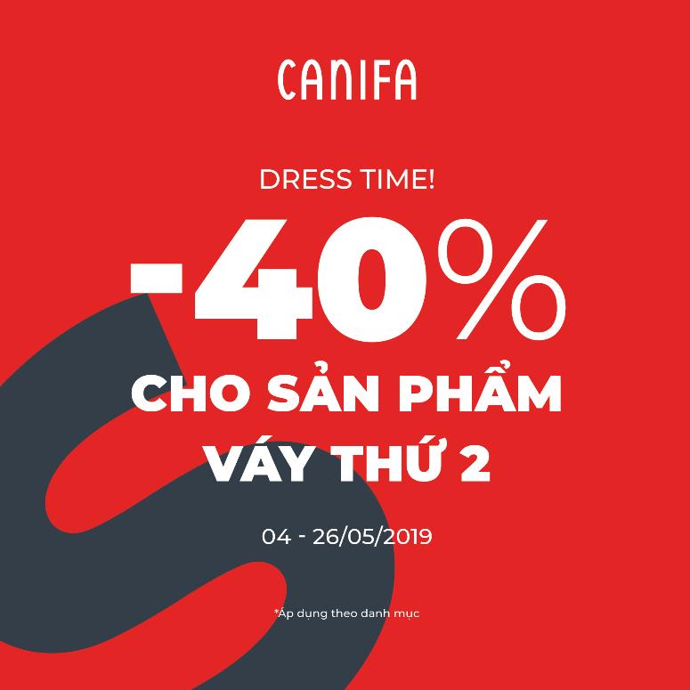 CANIFA - DRESS TIME!