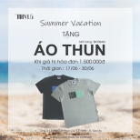 SUMMER'S T-SHIRT FOR FREE