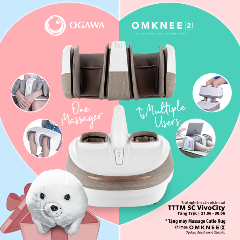 OGAWA – STAY HEALTHY EVERYDAY