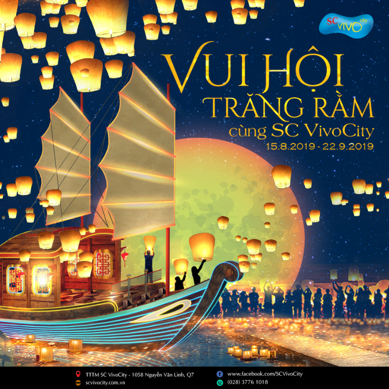 MID – AUTUMN FESTIVAL AT SC VivoCity