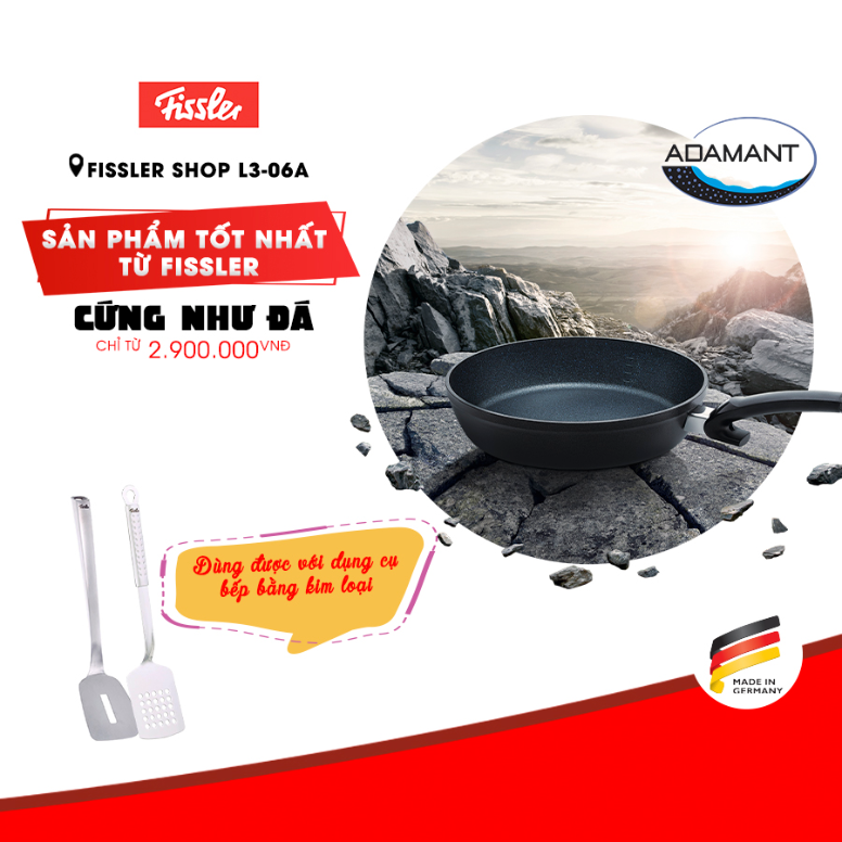 Fissler INTRODUCE NEW PRODUCTS