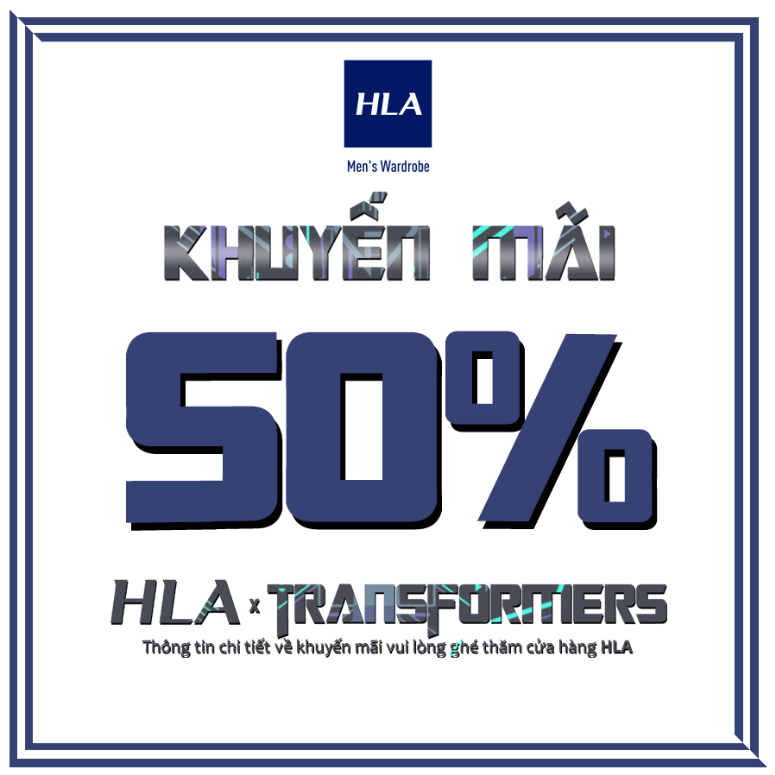 DISCOUNT 50% OFF