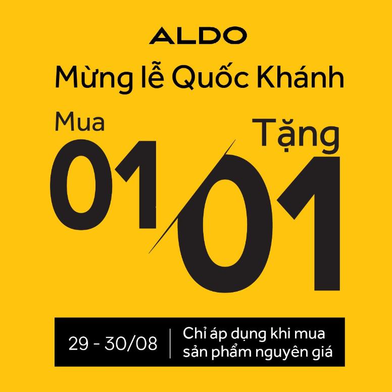 ALDO MUA 1 TẶNG 1