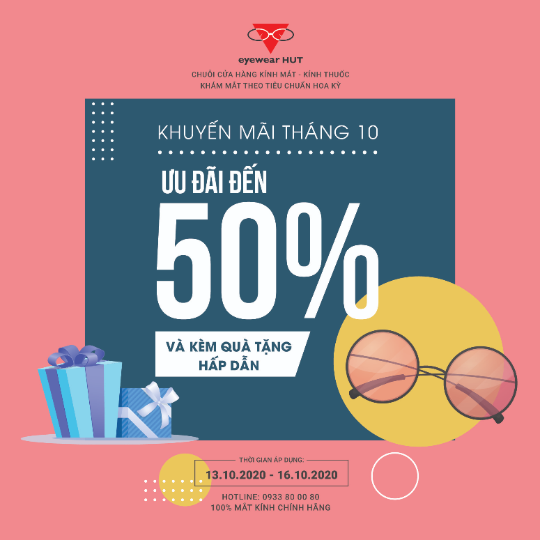 OCTOBER, YOUR TIME - HOT SALE up to 50%